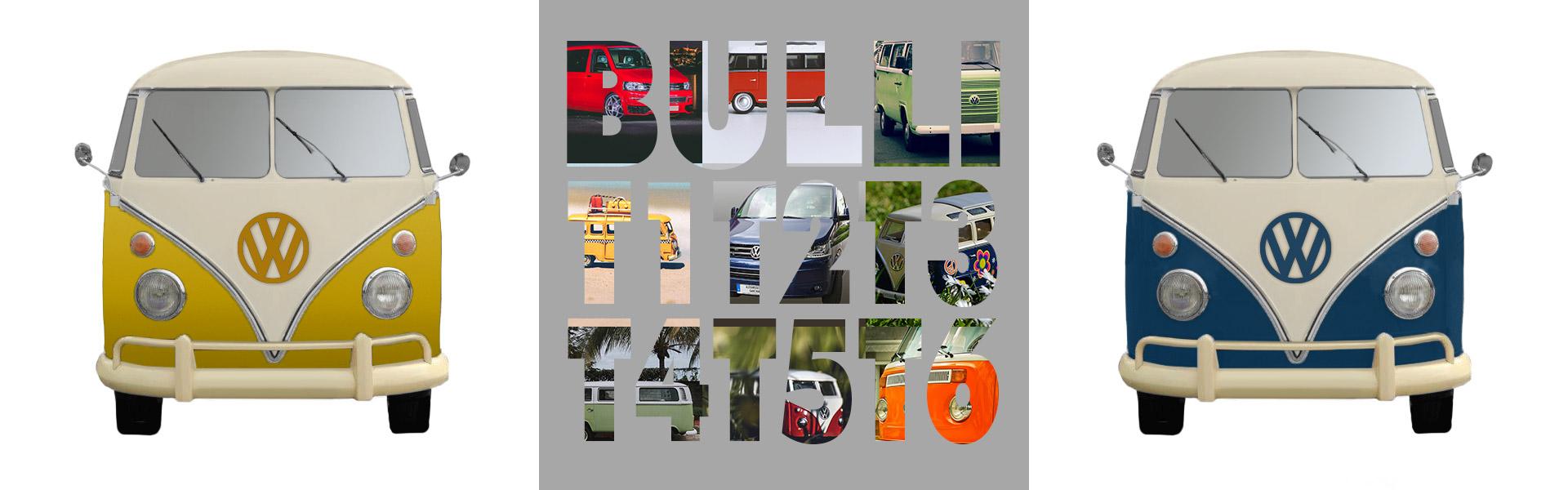 VW-Bus Reparaturen: VW T1, VW T2, VW T3, VW T4, VW T5, VW T6